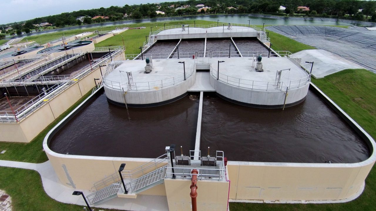 St Lucie West Wastewater Treatment Plant Wwtp Expansion