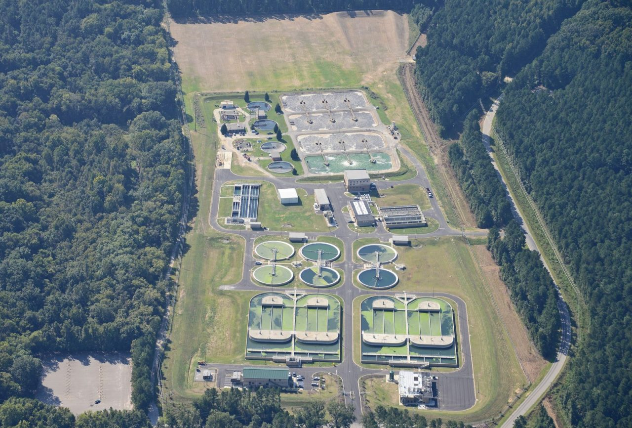 Cayce Wastewater Treatment Plant Wwtp Upgrade Expansion