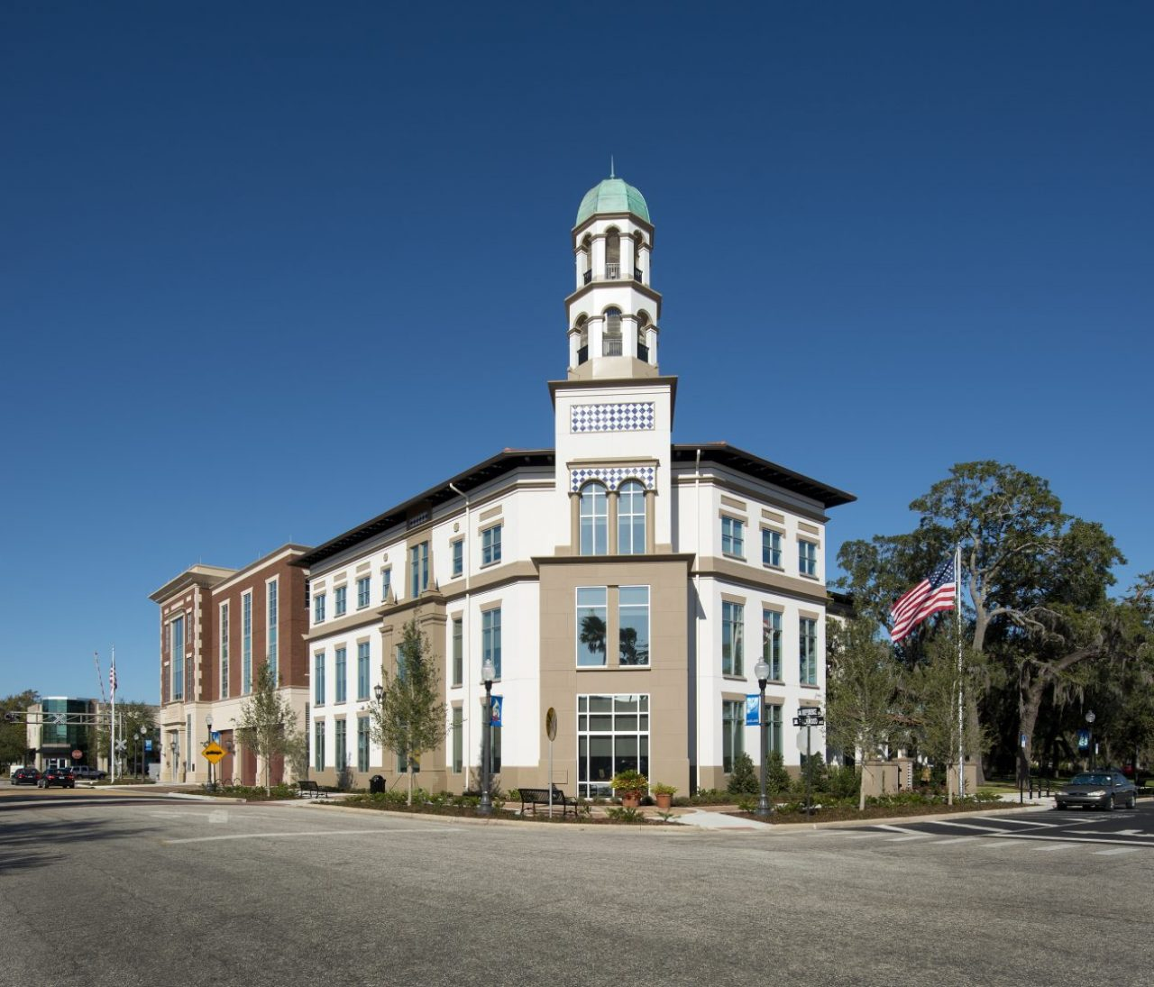 Maitland City Hall Wharton Smith Inc