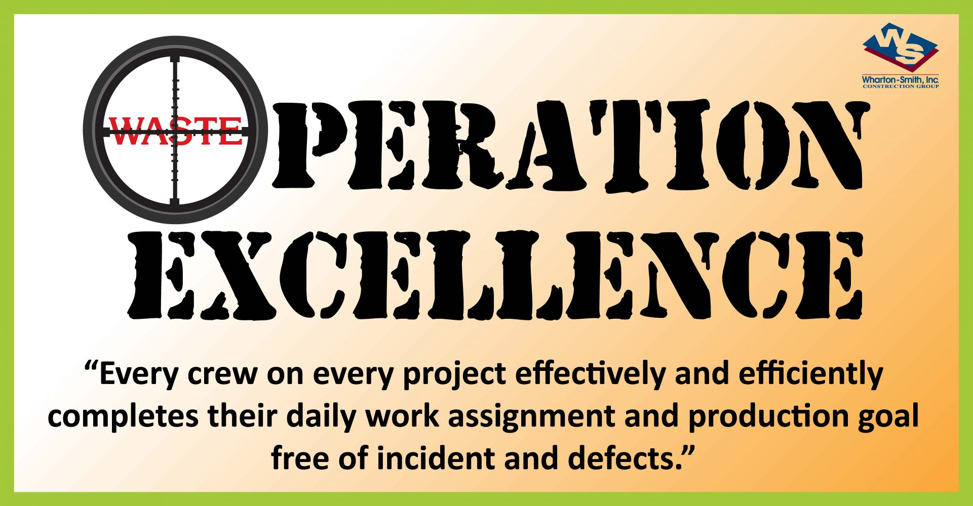 Operation Excellence Logo