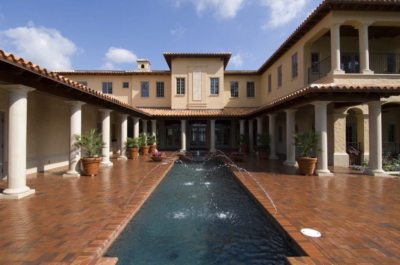Rollins College The Barker House President S Residence