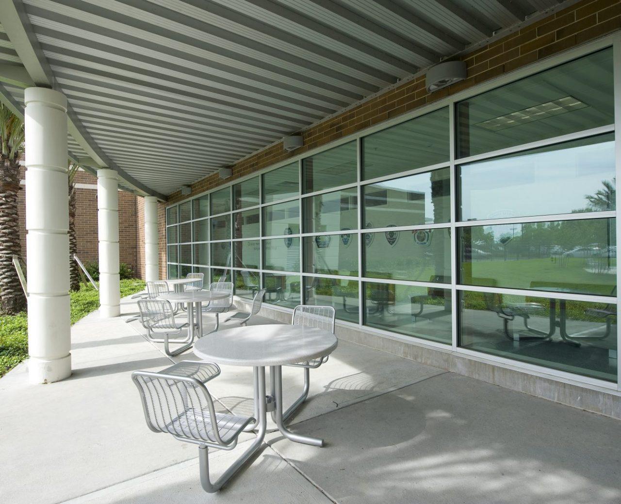 Seminole State College Center For Public Safety Wharton Smith Inc