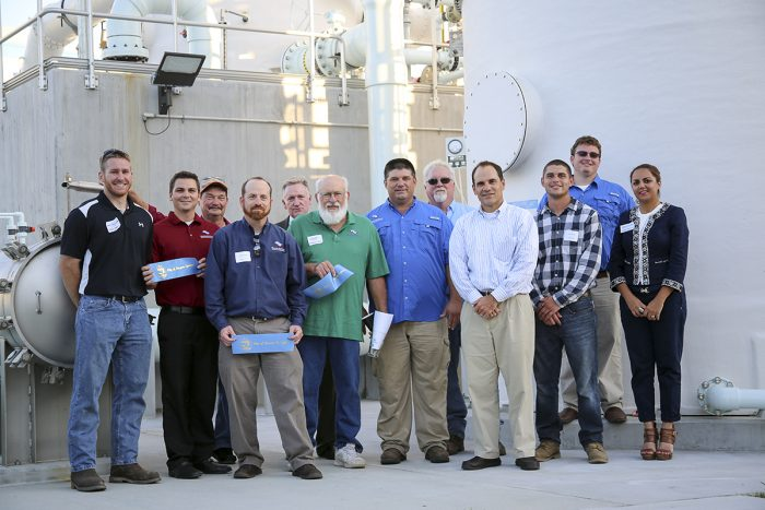water plant team