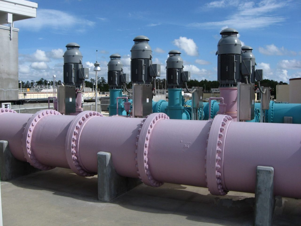Three Oaks Wastewater Treatment Plant Wwtp Expansion