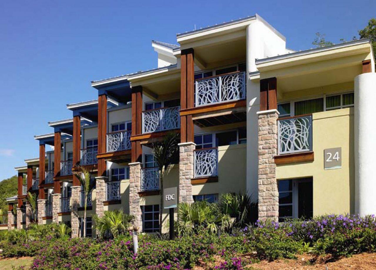 Westin St John Resort amp Villas Wharton Smith Inc