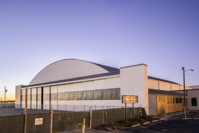 Wwii Hangar Restoration Wharton Smith Inc