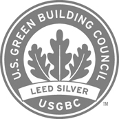 Leed Silver Certification Logo