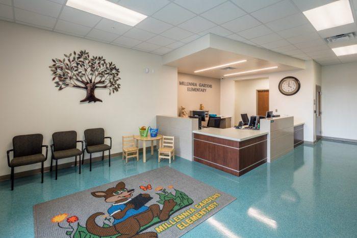 elementary school office