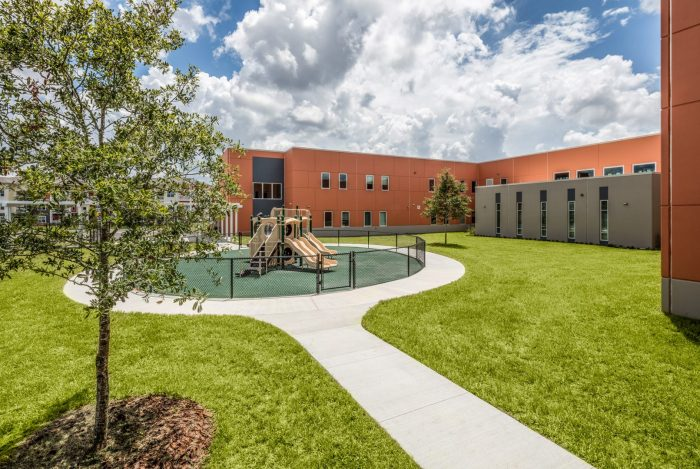 Millennia Gardens Area Relief Elementary School
