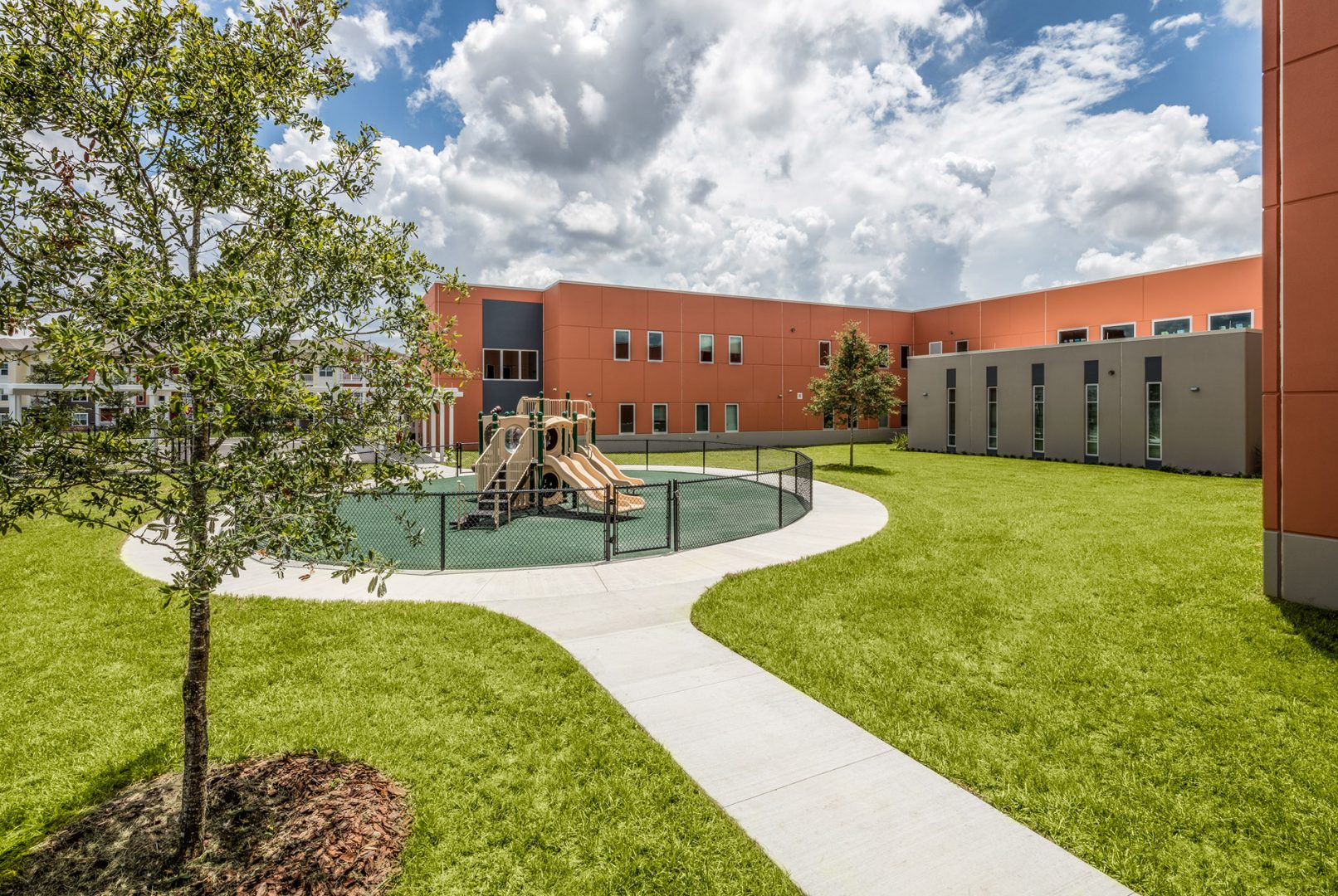 Universities In Charlotte Nc >> Millennia Gardens Elementary School | Wharton Smith, Inc.