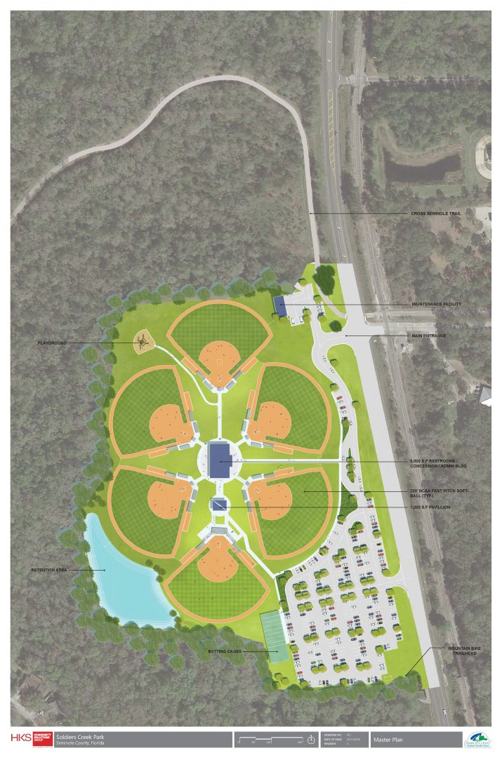Soldier's Creek Site Plan