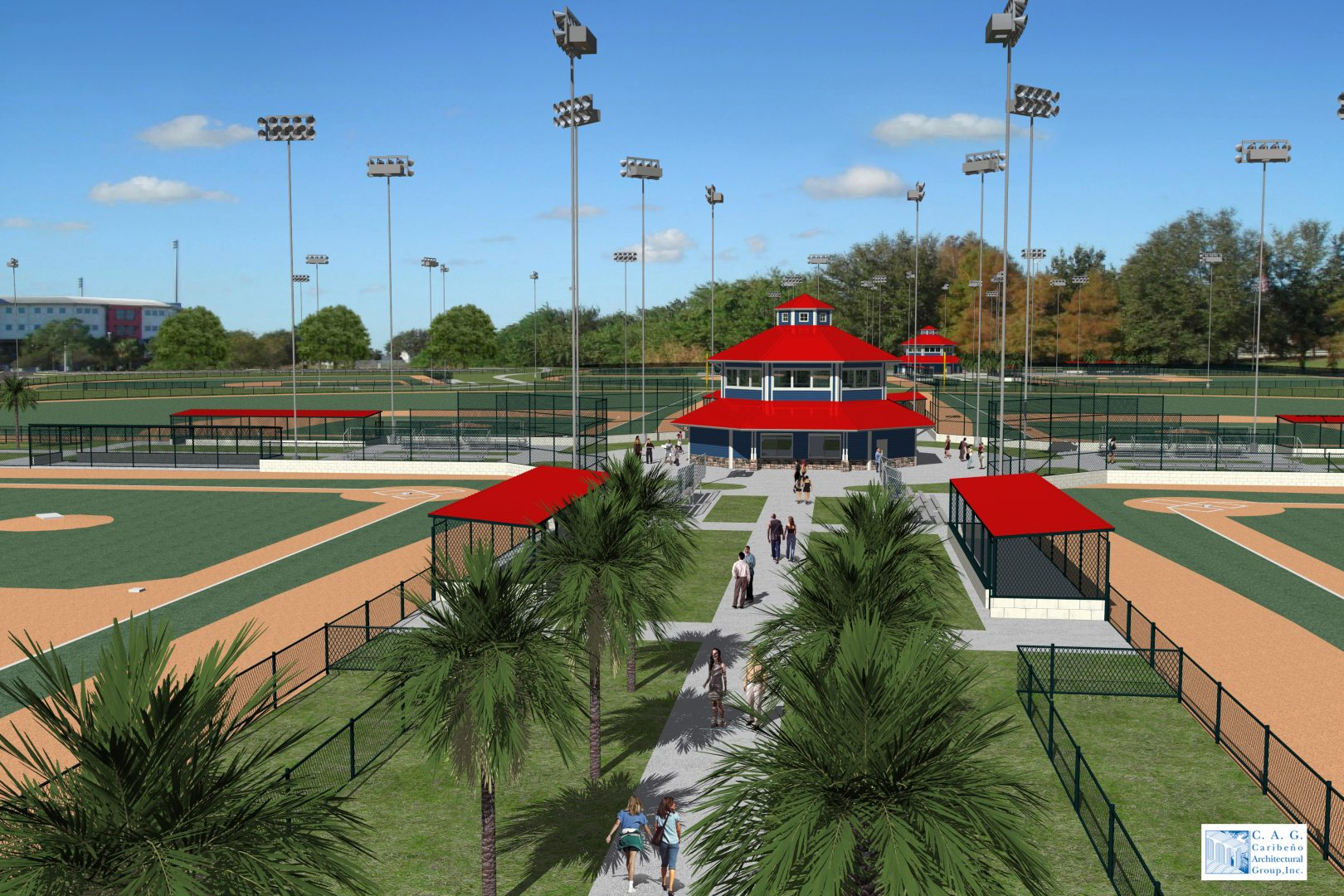 Wharton-Smith Selected as Construction Manager for Space Coast Stadium Renovations