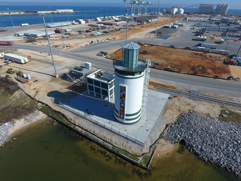 Gulfport Ground Storage Tank And Elevated Platform
