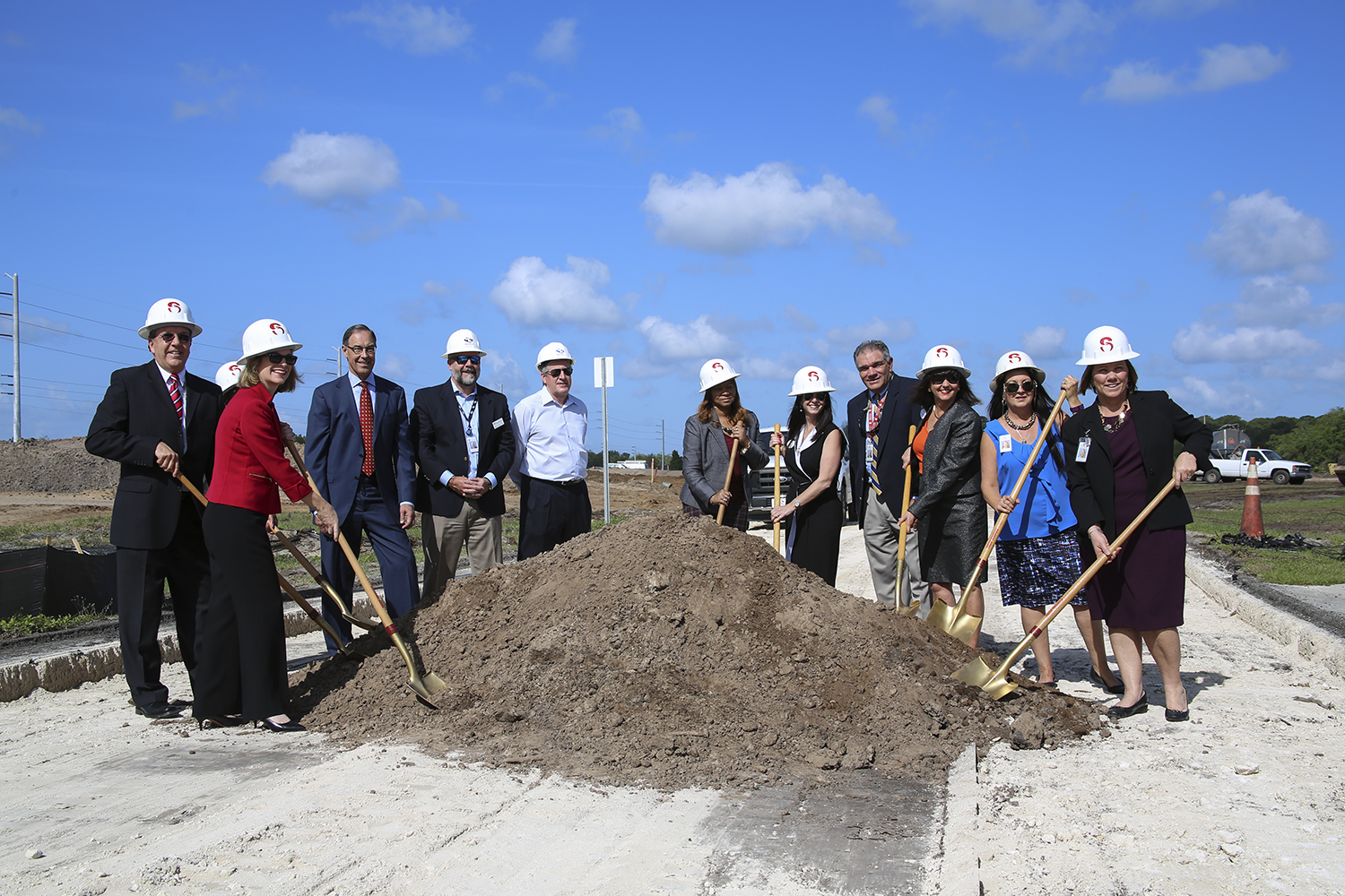 Wharton-Smith Breaks Ground On New Millennium Middle School for Seminole County Public Schools