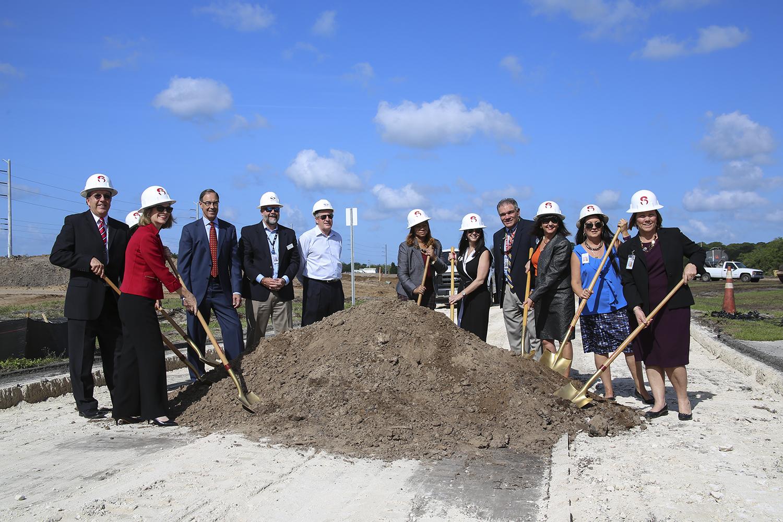Wharton-Smith Breaks Ground On New Millennium Middle School for Seminole County Public Schools