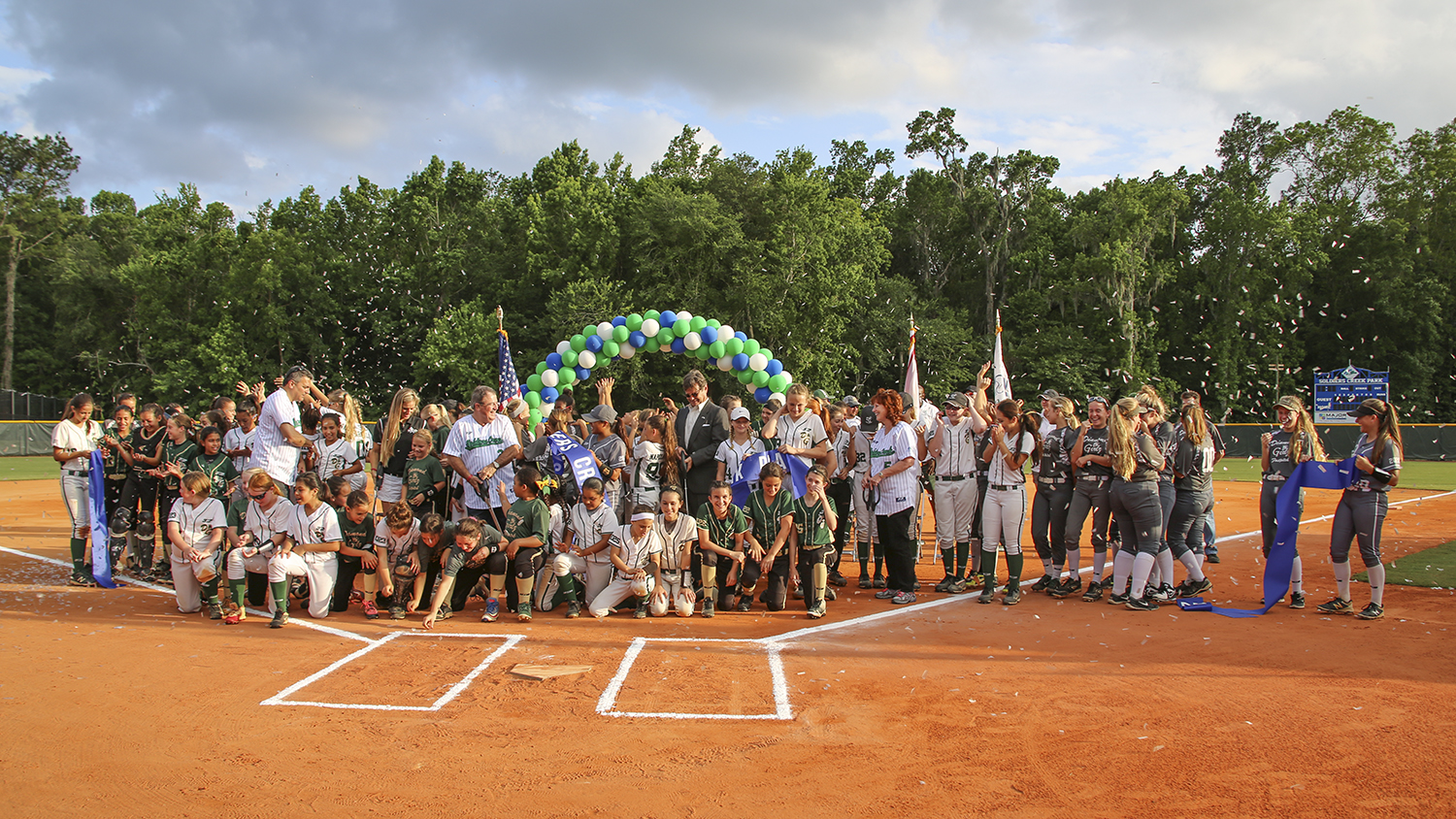 Wharton-Smith Celebrates Re-Opening of Soldiers Creek Park