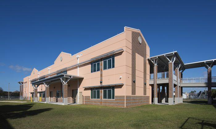 Universities In Charlotte Nc >> Poinciana High School Classroom Addition | Wharton Smith, Inc.