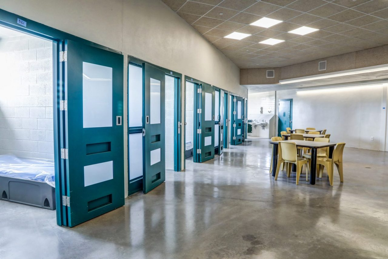 Charlotte Nc Sales Tax >> Charlotte County Jail Infirmary | Wharton Smith, Inc.