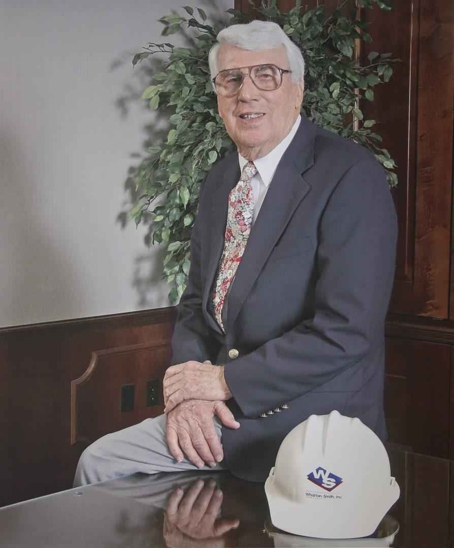 Wharton-Smith Remembers Bill Wharton, Co-Founder of Company