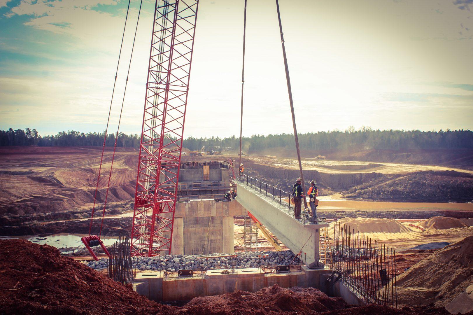 Universities In Charlotte Nc >> Catawba River Water Treatment Plant Raw Water Reservoir ...