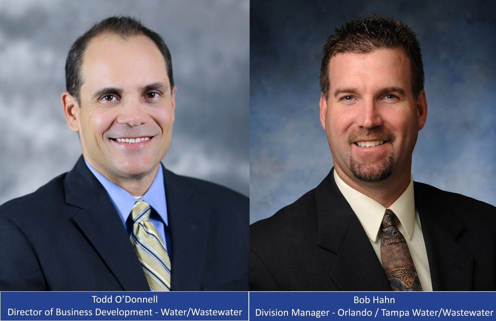 Wharton-Smith Announces Key Role Changes in Water/Wastewater Division