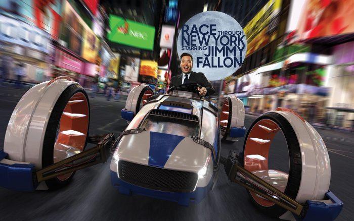 Race Through New York Starring Jimmy Fallon