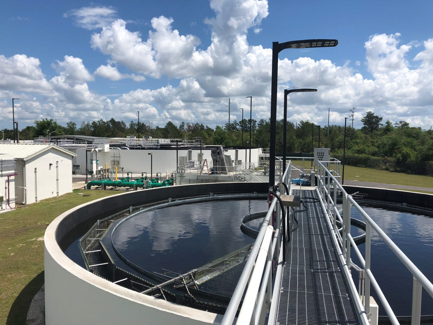 Wharton-Smith Celebrates Completion of the Southwest Regional Water Reclamation Facility