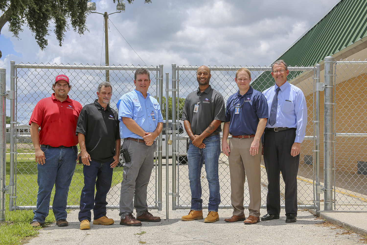 Wharton-Smith Completes District-Wide Security Updates on 84 School Facilities in Brevard County