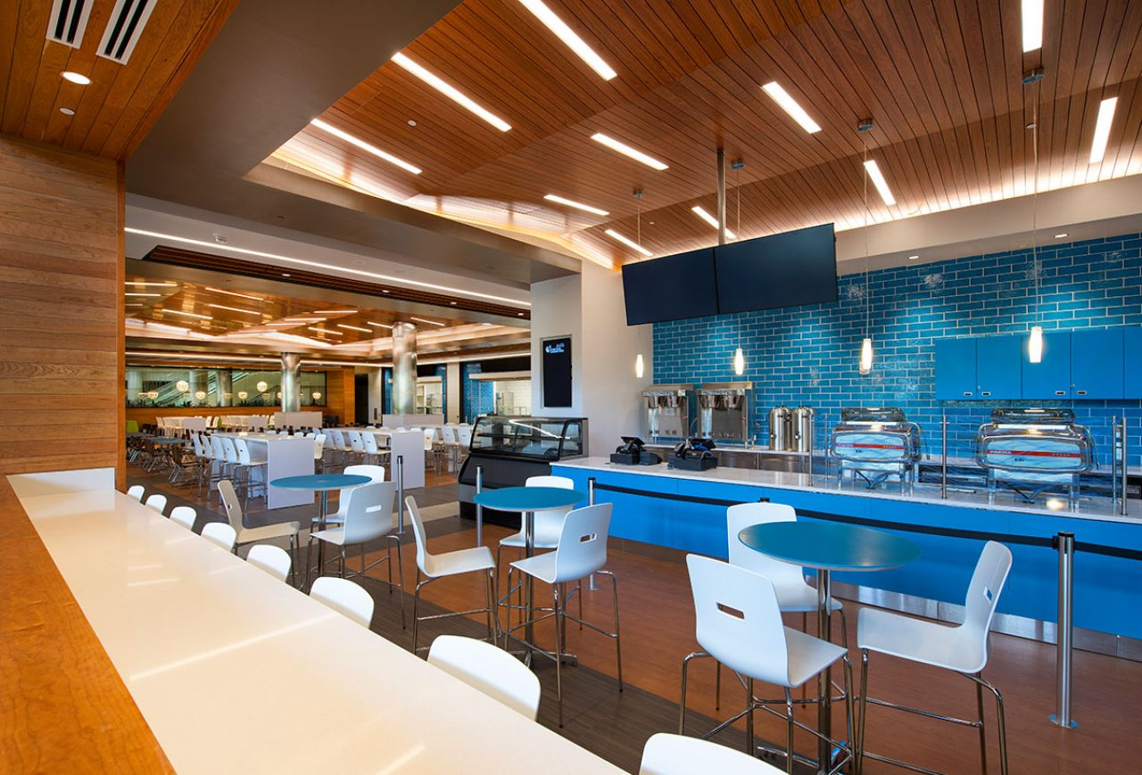 Orange County Convention Center Food Service Renovations
