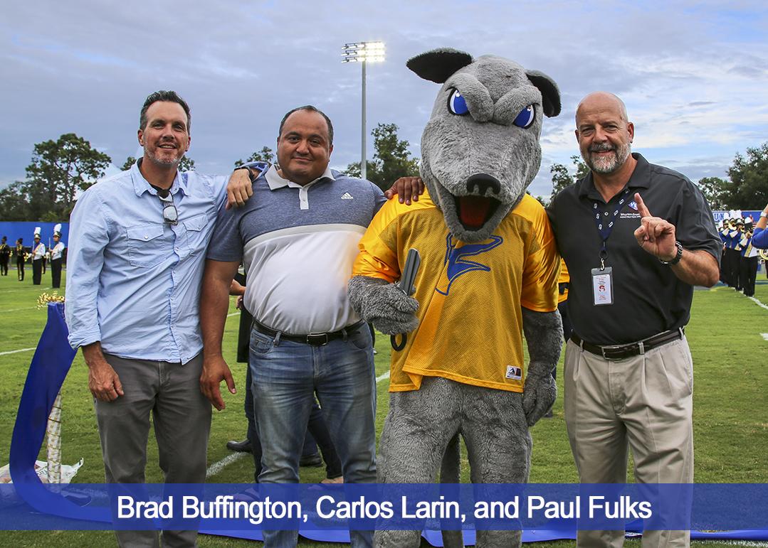 Lyman High Greyhounds Get a New Stadium!