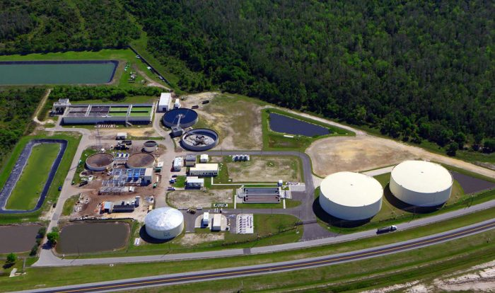 Cypress West Water Reclamation Facility Expansion